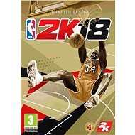 NBA 2K18 Legend Edition Gold (PC) DIGITAL - Hra pro PC