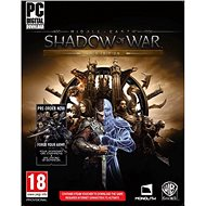 Middle-earth: Shadow of War - Gold Edition (PC) DIGITAL + BONUS! - Hra pro PC