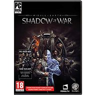 Middle-earth: Shadow of War (PC) DIGITAL - Hra na PC