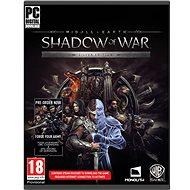 Middle-earth: Shadow of War - Silver Edition (PC) DIGITAL + BONUS! - Hra pro PC