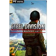 Steel Division: Normandy 44 (PC) DIGITAL - Hra pro PC