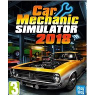 Car Mechanic Simulator 2018 (PC) DIGITAL - Hra pro PC
