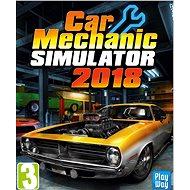 Car Mechanic Simulator 2018 (PC) DIGITAL - Hra na PC