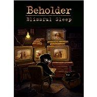 Beholder: Blissful Sleep (PC/MAC/LX) PL DIGITAL - Herní doplněk