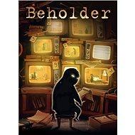 Beholder (PC/MAC/LX) PL DIGITAL - Hra pro PC