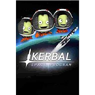 Kerbal Space Program  (PC/MAC/LX) DIGITAL - Hra pro PC