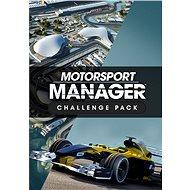 Motorsport Manager - Challenge Pack (PC/MAC/LX) DIGITAL - Hra pro PC