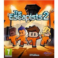 The Escapists 2 (PC/MAC/LX) DIGITAL - Hra na PC