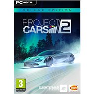 Project Cars 2 Deluxe Edition (PC) DIGITAL - Hra pro PC