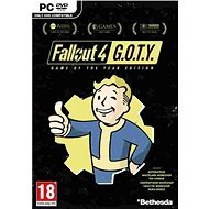 Fallout 4: Game of the Year Edition (PC) DIGITAL - Hra pro PC