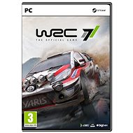 WRC 7 FIA World Rally Championship (PC) DIGITAL + BONUS! - Hra pro PC