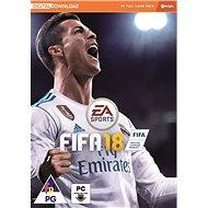 FIFA 18 (PC) CZ DIGITAL - Hra pro PC