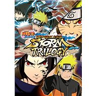 NARUTO SHIPPUDEN: Ultimate Ninja STORM Trilogy (PC) DIGITAL - Hra pro PC