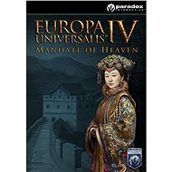 Europa Universalis IV: Mandate of Heaven (PC) DIGITAL - Hra pro PC