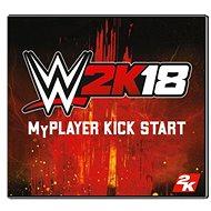 WWE 2K18 MyPLAYER Kick Start (PC) DIGITAL - Hra pro PC