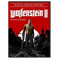 Wolfenstein II: The New Colossus Digital Deluxe Edition (PC) DIGITAL - Hra pro PC