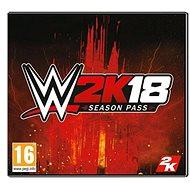 WWE 2K18 Season Pass (PC) DIGITAL - Hra pro PC