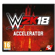 WWE 2K18 Accelerator (PC) DIGITAL - Hra pro PC