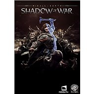 Middle-earth: Shadow of War Expansion Pass (PC) DIGITAL - Hra pro PC