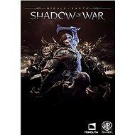 Middle-earth: Shadow of War Expansion Pass (PC) DIGITAL - Herní doplněk