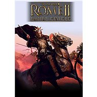Total War: Rome II – Empire Divided DLC (PC) DIGITAL - Hra pro PC