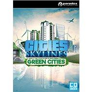 Cities: Skylines - Green Cities (PC/MAC/LX) DIGITAL - Hra pro PC