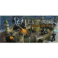 Stronghold Legends: Steam Edition (PC) DIGITAL - Hra pro PC