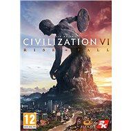 Sid Meier's Civilization VI - Rise & Fall (PC) DIGITAL - Herní doplněk