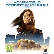 Hra na PC Homeworld: Deserts of Kharak (PC/MAC)  DIGITAL