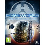 Hra na PC Homeworld Remastered Collection (PC/MAC) DIGITAL
