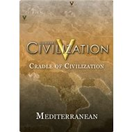 Sid Meier's Civilization V: Cradle of Civilization - Mediterranean (PC) DIGITAL - Herní doplněk