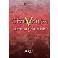 Sid Meier's Civilization V: Cradle of Civilization - Asia (PC) DIGITAL - Herní doplněk