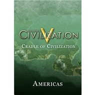 Sid Meier's Civilization V: Cradle of Civilization - The Americas (PC) DIGITAL - Herní doplněk