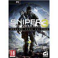 Hra na PC Sniper Ghost Warrior 3 Season Pass Edition (PC) DIGITAL