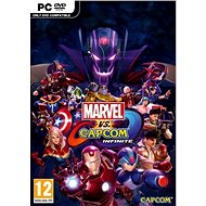 Marvel vs Capcom Infinite Deluxe Edition (PC) DIGITAL - Hra pro PC