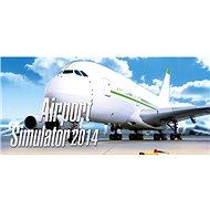 Airport Simulator 2014 (PC) DIGITAL - Hra na PC
