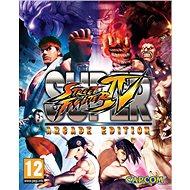 Super Street Fighter IV Arcade Edition (PC) DIGITAL - Hra pro PC