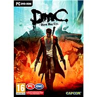 DmC Devil May Cry (PC) DIGITAL - Hra na PC