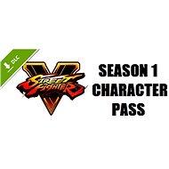 Street Fighter V - Season 1 Character Pass (PC) DIGITAL - Herní doplněk