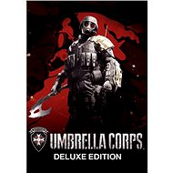 Umbrella Corps / Biohazard Umbrella Corps - Deluxe Edition (PC) DIGITAL - Hra pro PC