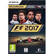 F1 2017 (PC) DIGITAL - Hra pro PC