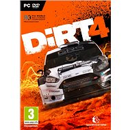 DiRT 4  (PC) DIGITAL - Hra pro PC