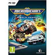 Micro Machines: World Series (PC) DIGITAL - Hra na PC