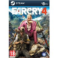 Hra na PC Far Cry 4 (PC) DIGITAL