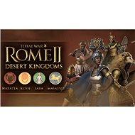Total War: Rome II – Desert Kingdoms Culture Pack DLC (PC) DIGITAL