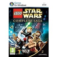 Hra na PC Lego Star Wars The Complete Saga (PC) DIGITAL