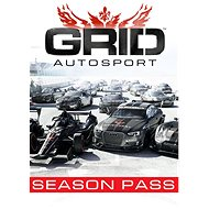 GRID Autosport Season Pass (PC) DIGITAL - Gaming Accessory