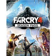 Far Cry 4 Season Pass (PC) DIGITAL - Herní doplněk