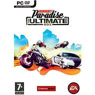 Burnout Paradise The Ultimate Box (PC) DIGITAL - Hra pro PC