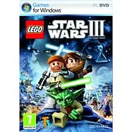 Lego Star Wars III: The Clone Wars (PC) DIGITAL - PC Game